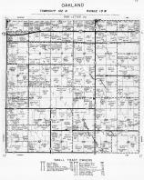Oakland Township, Freeborn County 1965